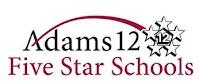 Adams 12 Five Star Schools logo